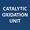 Catalytic Oxidation Unit