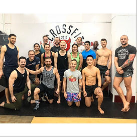 Mike Kirsch crossfit yoga fitness