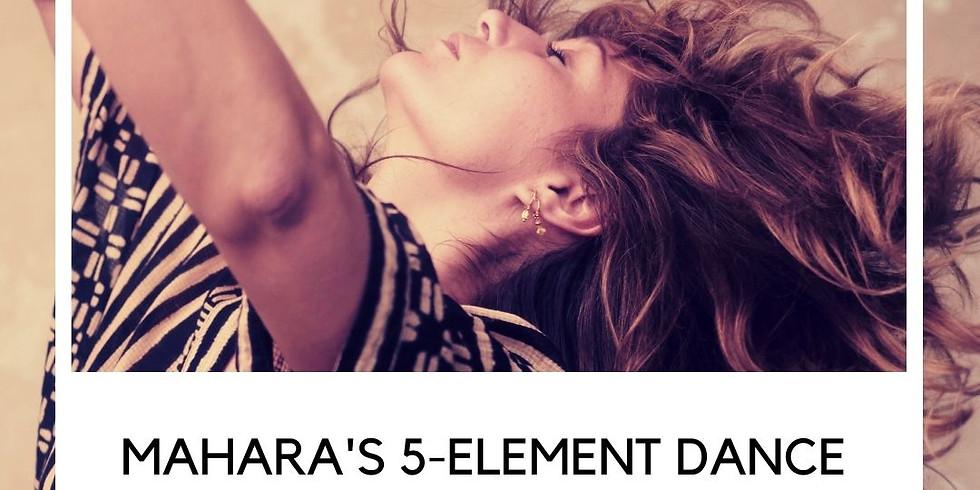 Mahara's Primal 5 Element Journey