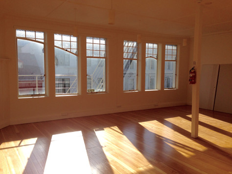 YES, we also rent out our beautiful space :)