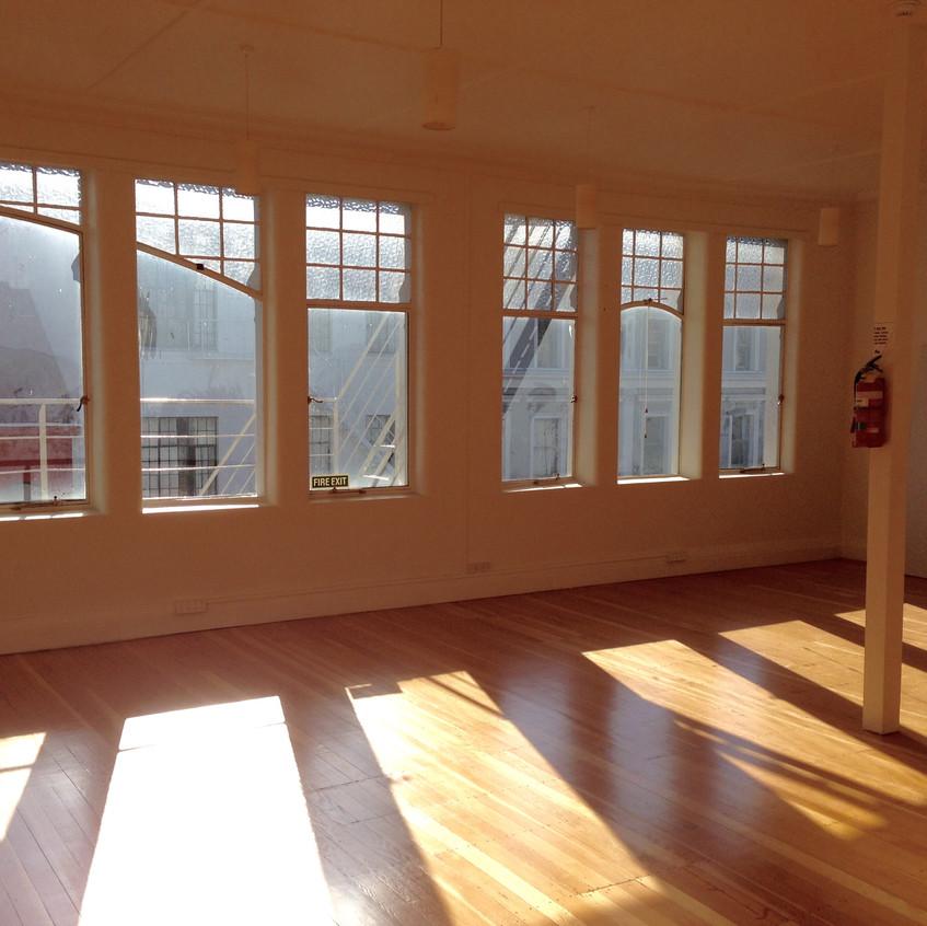 mahara mckay yoga room 2nd floor