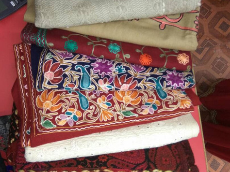 Shawls from India on Sale