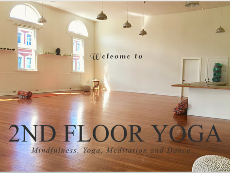 GRAND OPENING - 1 WEEK COMPLIMENTARY YOGA CLASSES at 2nd Floor Yoga!!