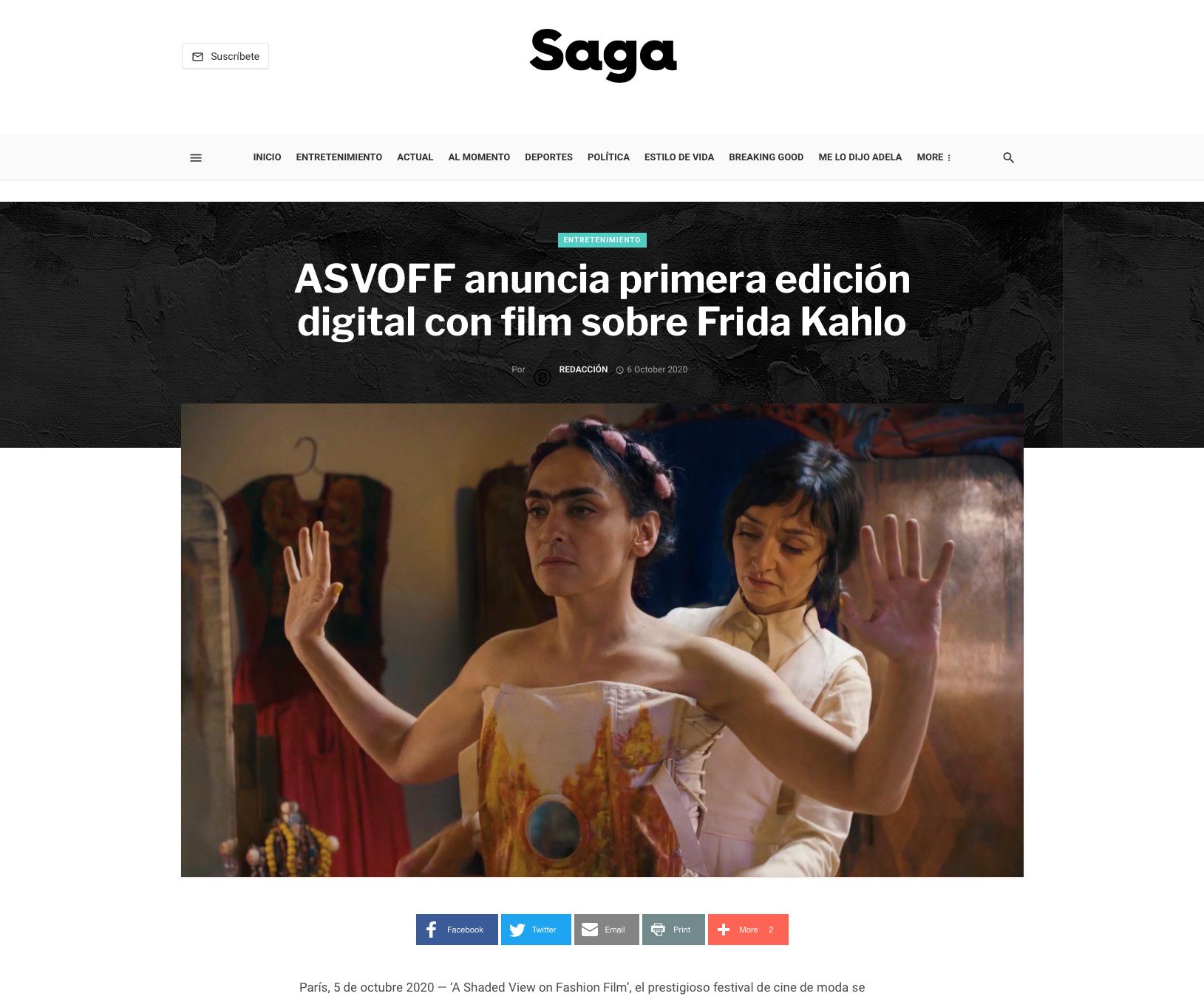 ASVOFF 12 - Saga (Mexico)