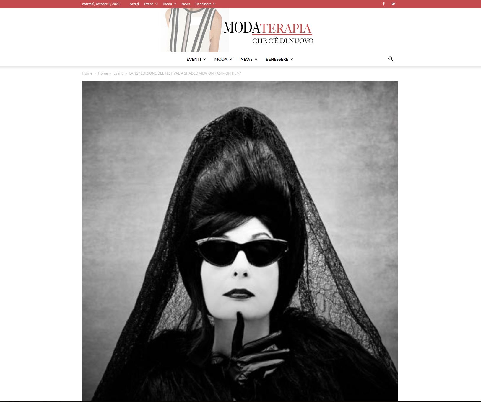 ASVOFF 12 - Moda Terapia (Italy)