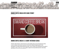 GWAND Coffee Break