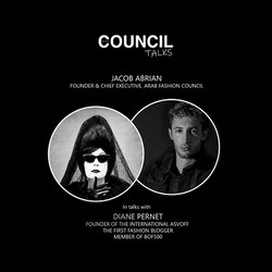 Council Talks with DIANE PERNET