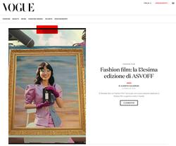Vogue Italy - May 2021