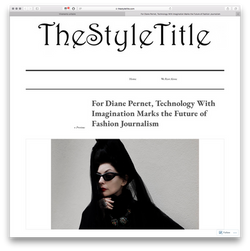 TheStyleTitle - July 2021