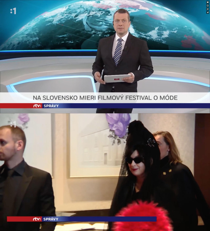 RTV - Bratislava Newscast