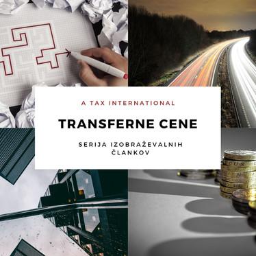 Metode določanja transfernih cen: Metodi transakcijskega dobička