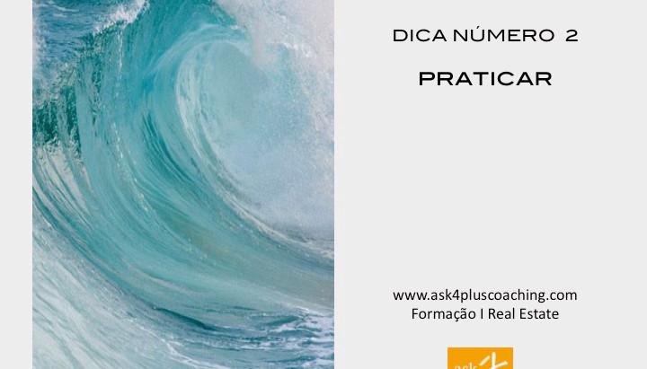 A importância de praticar