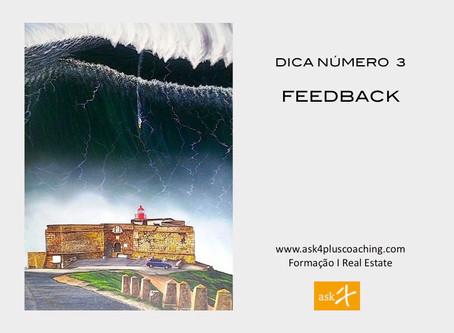Saber receber feedback