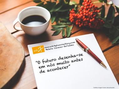 O futuro - essa incógnita para a qual, por ação ou omissão, contribuímos diariamente !