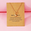Thumbnail: Butterfly Pendant Necklace