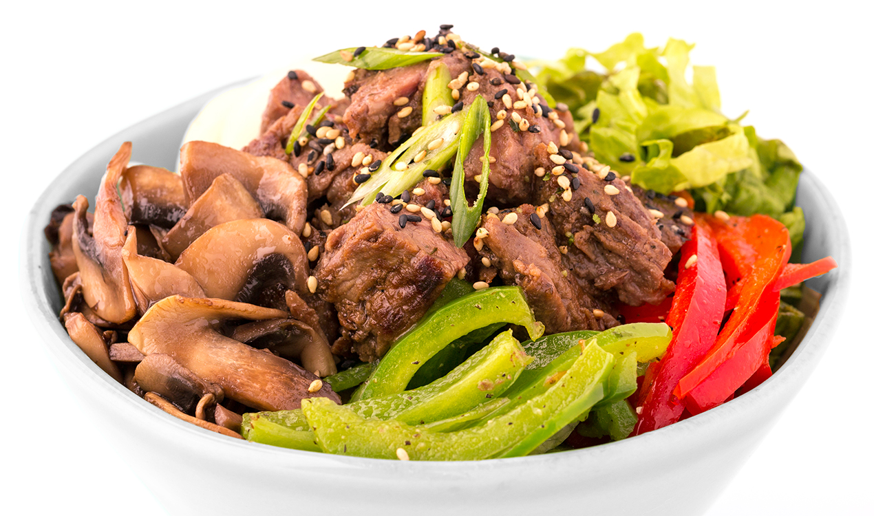 Beef Bulgogi Steak Bowl