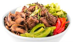 Beef Bulgogi Steak Bowl