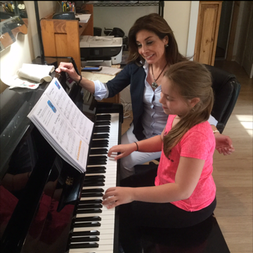 Summer Sessions-Private Piano Lessons