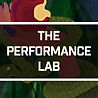 The Performance Lab logo (Programmed perception collaboration)