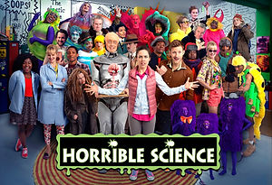 Horrible Science TV Show