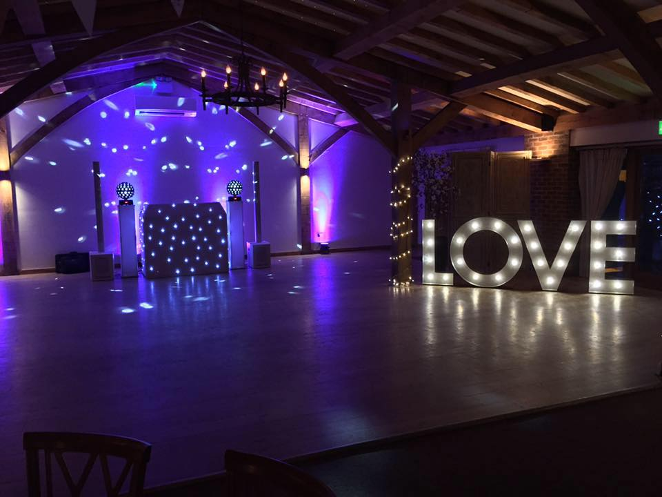 wedding dj stoke on trent