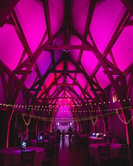 mill barns wedding dj