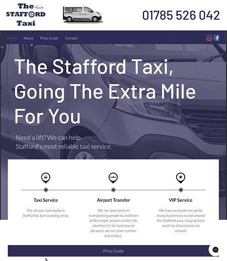 Web design Stafford
