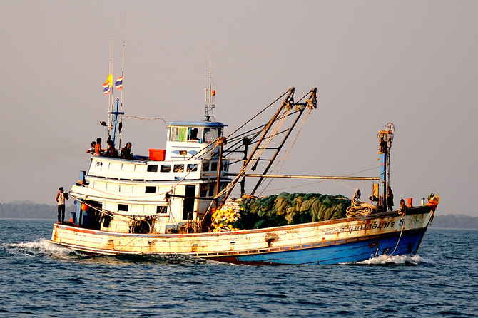 Labour Day: a reminder of labour issues in Southeast Asia's fisheries sector