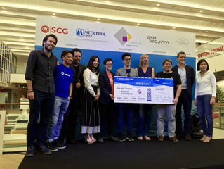 Fairagora, Glazziq and Indie Dish Crowned Seedstars Bangkok Finalists