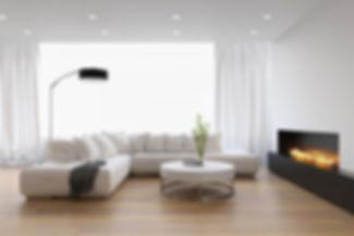 белый матовый натяжной потолок