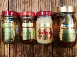 100% pure honey
