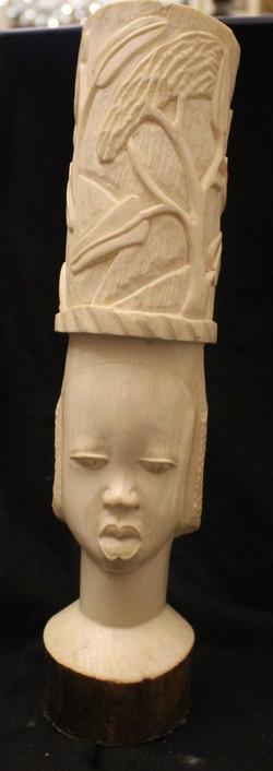 arte africana avorio
