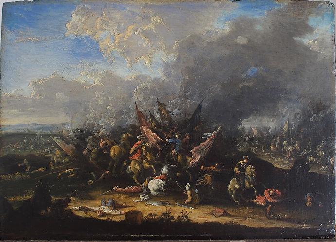 Scena di Battaglia
