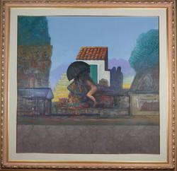 John Picking i934 artista inglese vivente