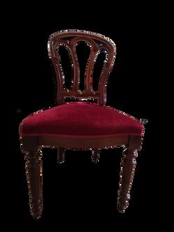 gruppo di sei sedie