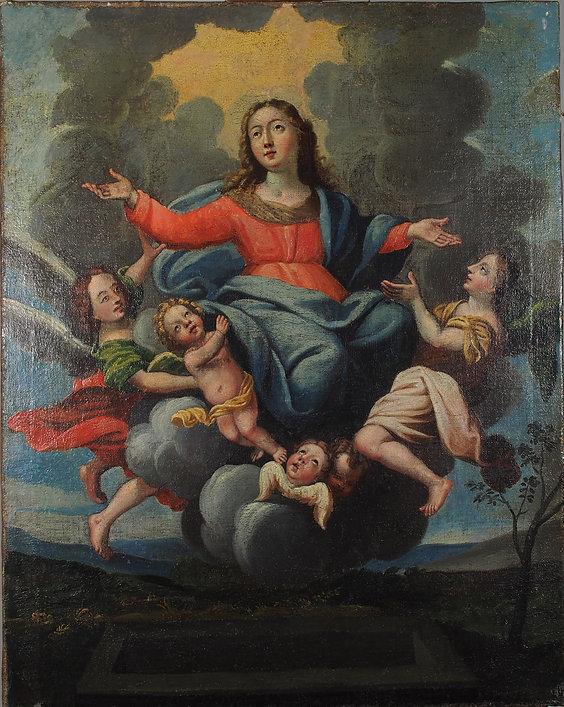 Assunzione in cielo della Vergine Maria
