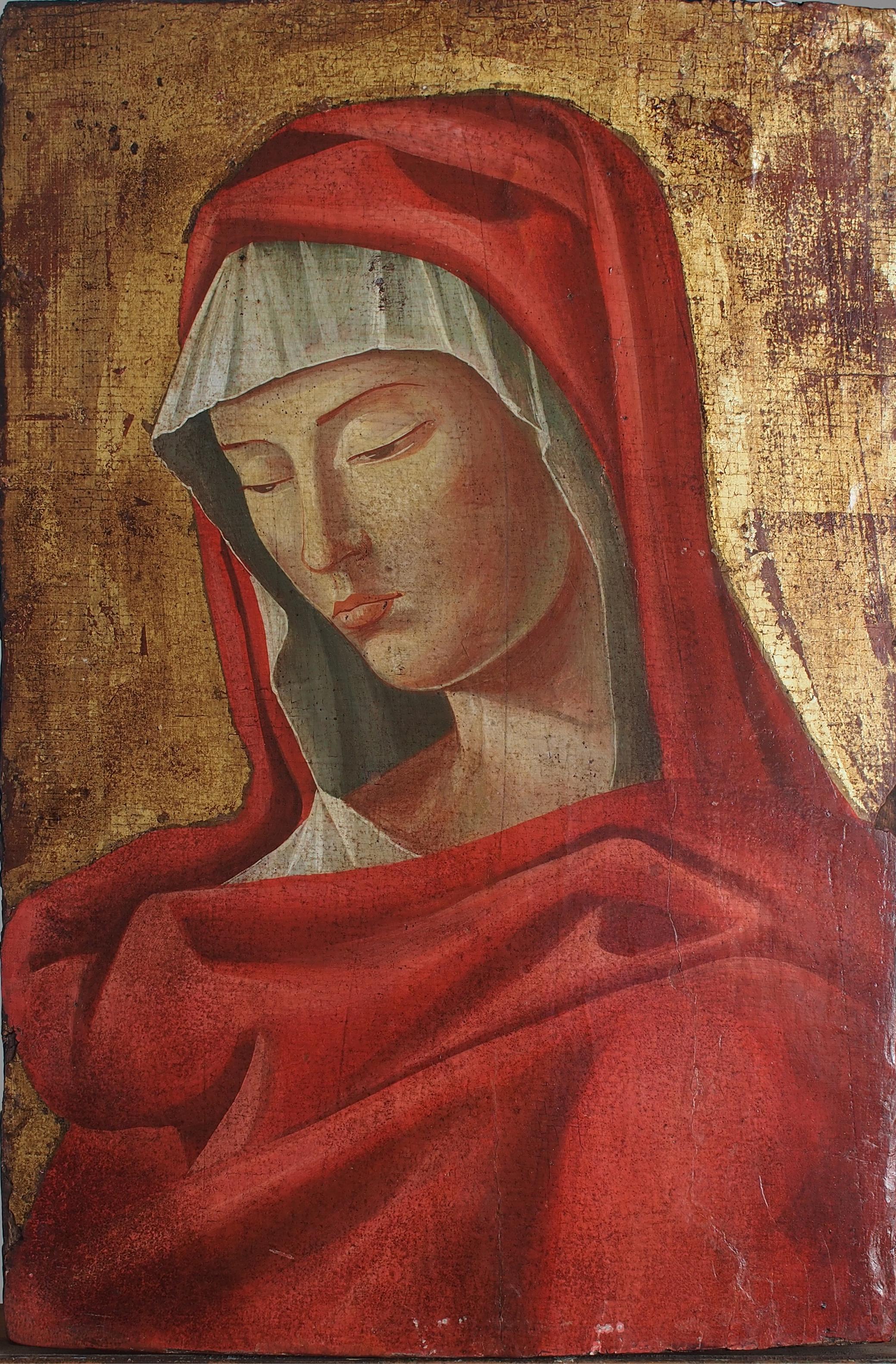 Ritratto di Madonna