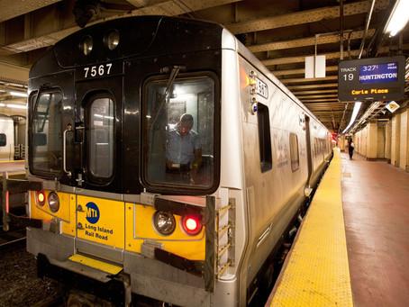 MTA-Penn Station Repairs