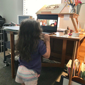 To Be or Not To Be (at your child's private video lesson)