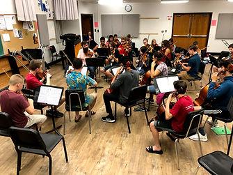 Columbus Suzuki Institute Advanced Orchestra