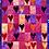 Thumbnail: Hearts Wallhanging Kit