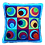 Thumbnail: Turquoise Off-centre Circles