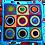 Thumbnail: Circles cushion