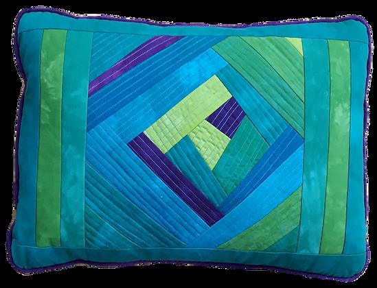 Improv green cushion