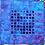 Thumbnail: Blue Squares Wallhanging Kit