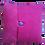 Thumbnail: 25 magenta spot cushion