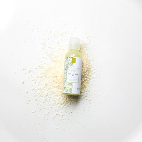 Coconut Shea Oil - 4 oz