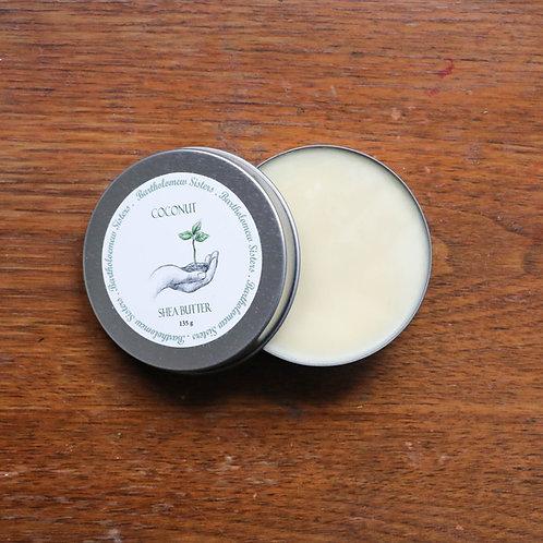 Coconut Shea Body Butter