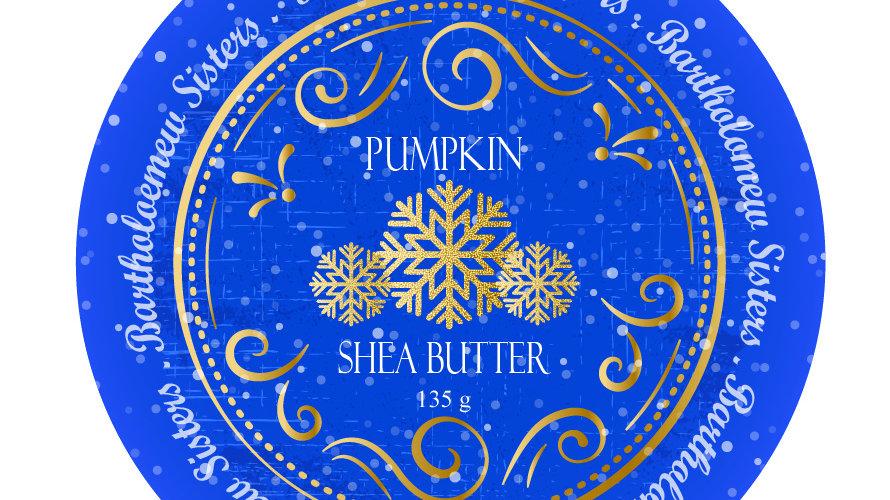 Pumpkin Shea Butter - 4 oz