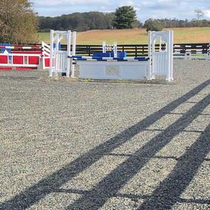 Equestrian Riding Arena Creation in Waterford, VA